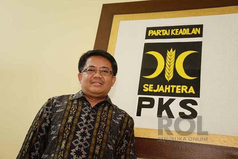 Presiden Partai Keadilan Sejahtera (PKS) Muhammad Sohibul Iman.