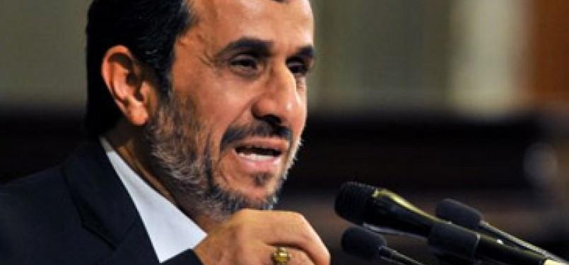 Presiden Republik Islam Iran, Mahmoud Ahmadinejad