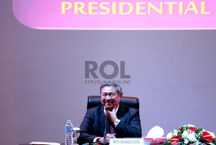 Presiden RI ke-6, Susilo Bambang Yudhoyono.