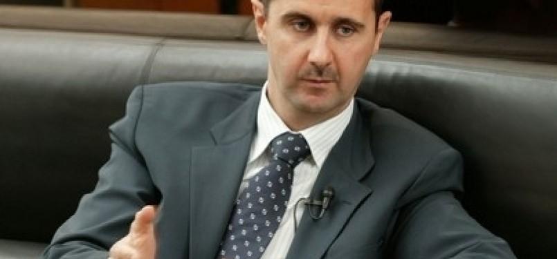 Presiden Suriah Bashar Al-Assad