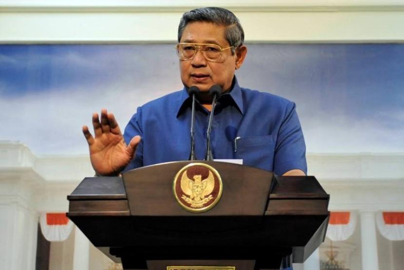 Presiden Susilo Bambang Yudhoyono (SBY)
