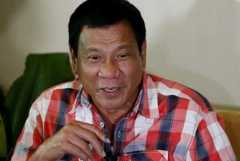 Presiden Kontroversial Filipina akan Kunjungi Indonesia