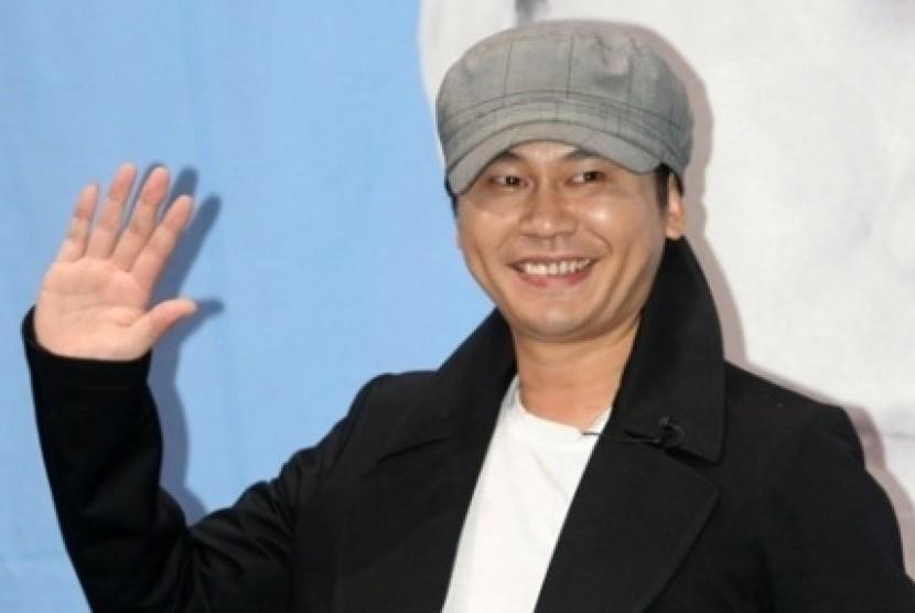 Presiden YG, Yang Hyun Suk.