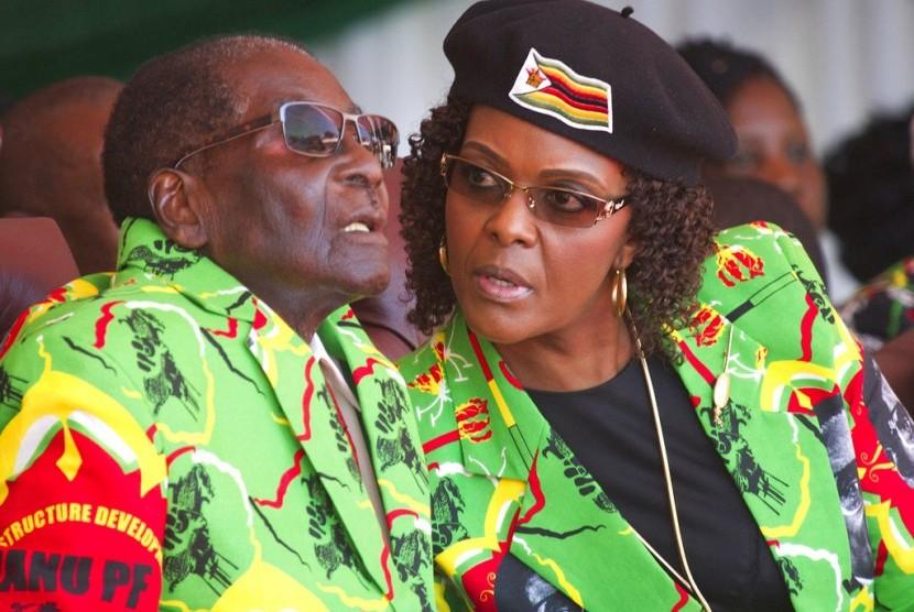Krisis Zimbabwe Berlanjut, Mugabe tak Juga Mau Mundur