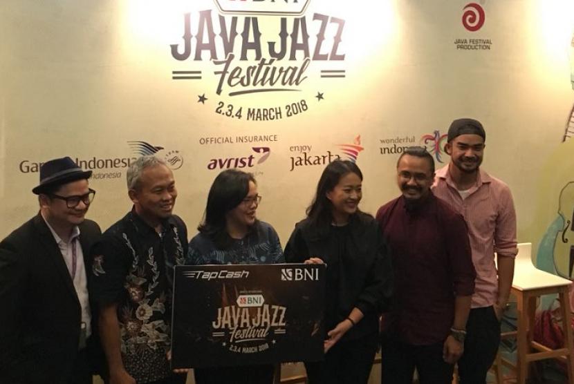 Permalink to Ecoutez Rindu Manggung di Java Jazz Festival