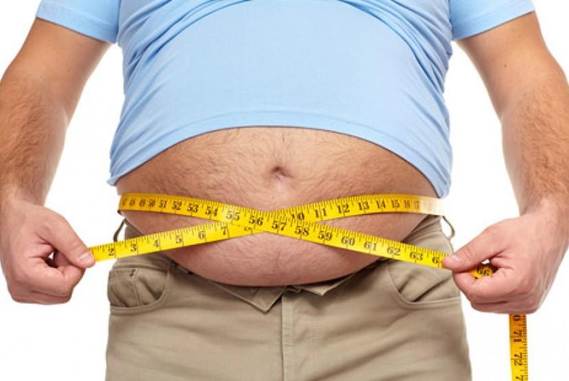 Cara Diet Perut Buncit Pria