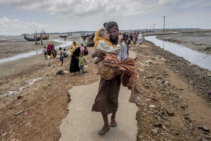 India Siapkan Dua Jenis Granat untuk Usir Muslim Rohingya