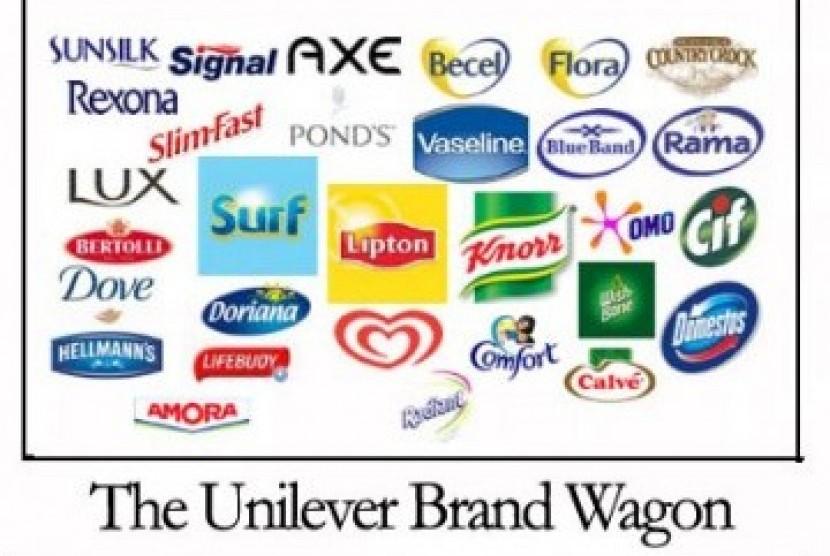 Produk-Produk Unilever