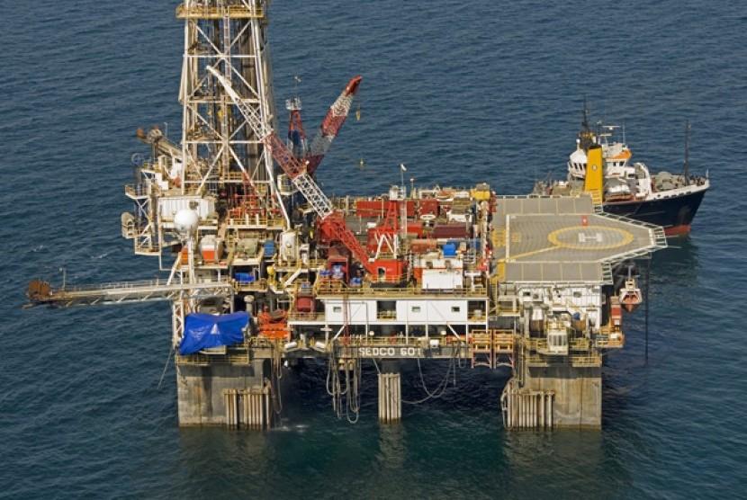 produksi minyak Indonesia