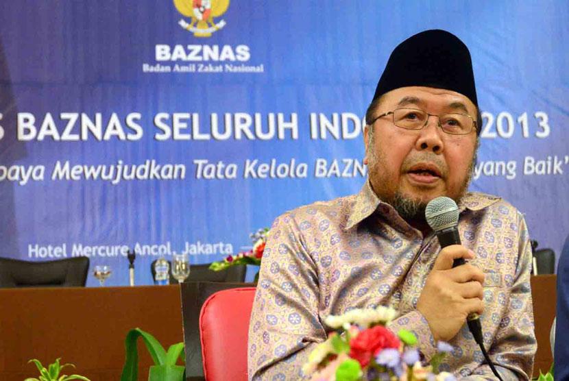 Prof Dr KH Didin Hafidhuddin