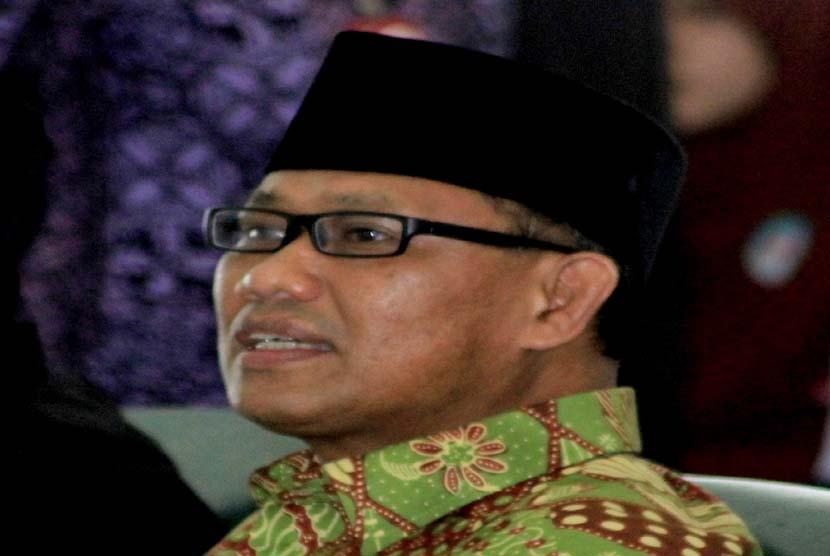 Prof  Dr  Muhammadiyah Amin  MAg