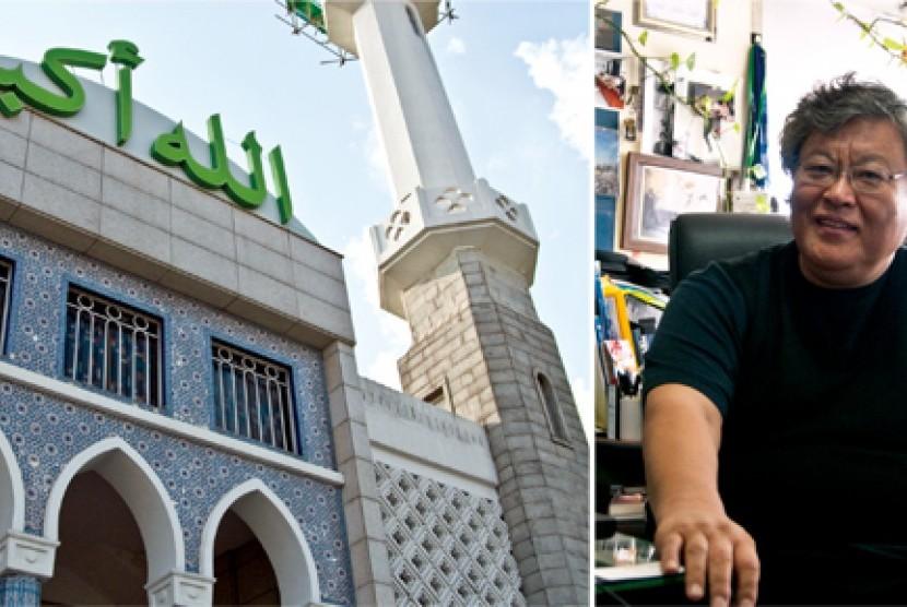 Kim Dae Yong, Mualaf Korea yang Fasih Bahasa Arab