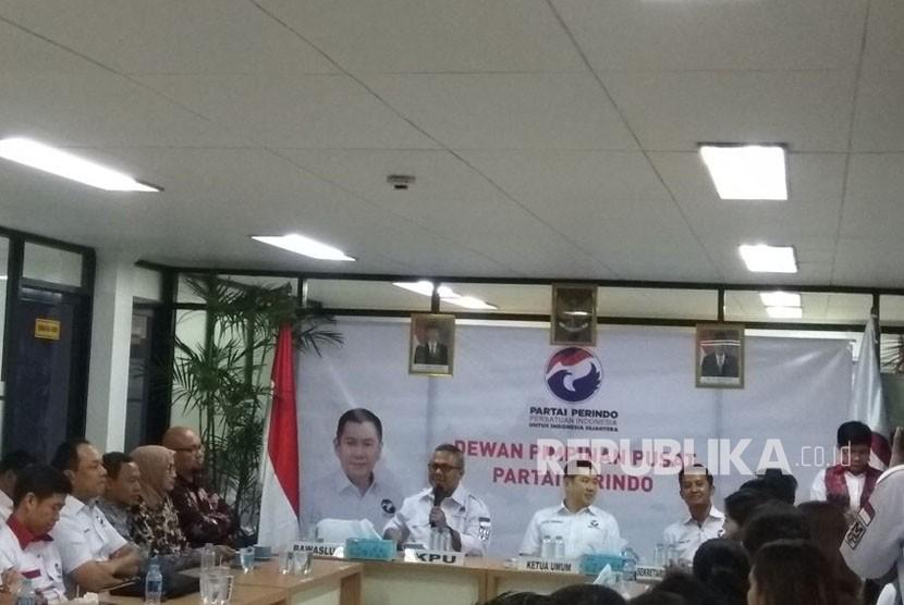 Kopel Indonesia Desak KPU Adil dalam Verifikasi Faktual