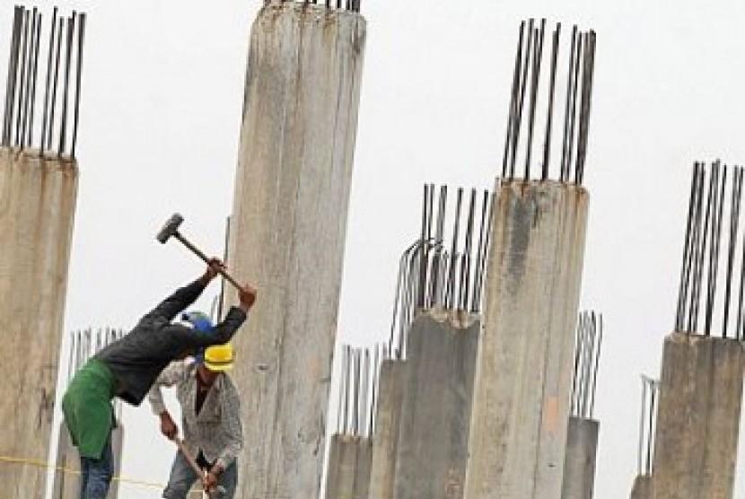 Proyek infrastruktur bisa dijadikan lahan investasi