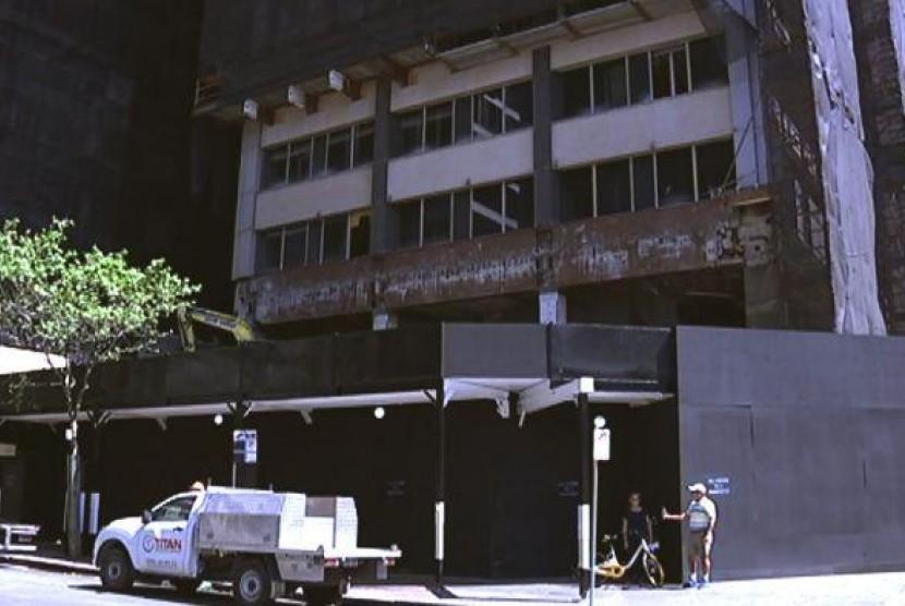 Proyek properti One Sydney