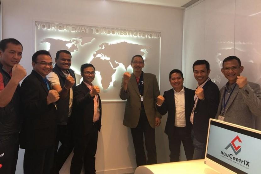 PT Telekomunikasi Indonesia Tbk (Telkom) terus memacu program International Expansion (Inex) dengan mengandalkan anak usaha PT Telekomunikasi Indonesia Internasional (Telin) sebagai mesin pertumbuhan.