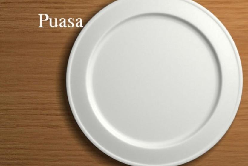 Puasa (ilustrasi)