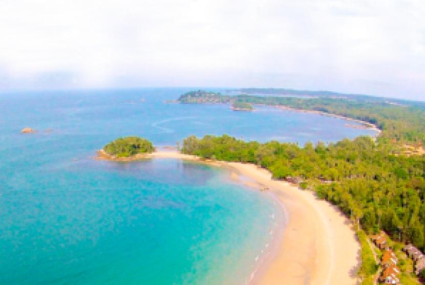 Dua Pulau Indonesia Terdaftar di Situs Penjualan Daring