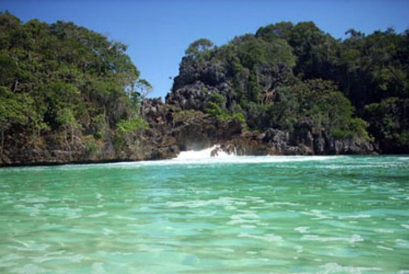 Kemen-LHK Temukan Wisata Ilegal di Cagar Alam Pulau Sempu Malang