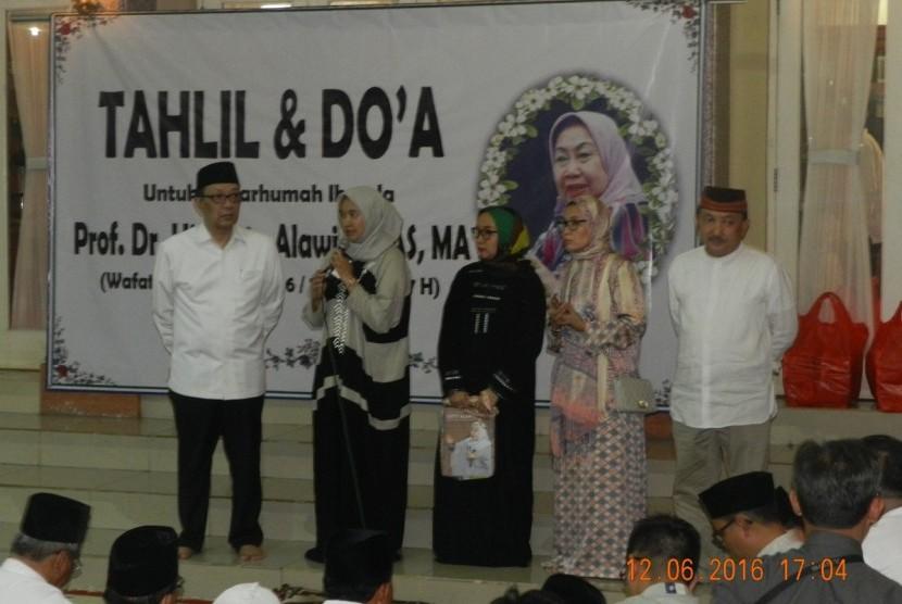 Putra-putri Tutty Alawiyah Siap Lanjutkan Perjuangan Dakwah