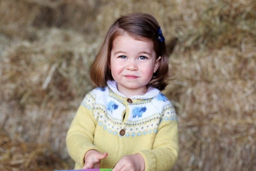 Nama Putri Charlotte Bawa Berkah untuk Bisnis di Inggris