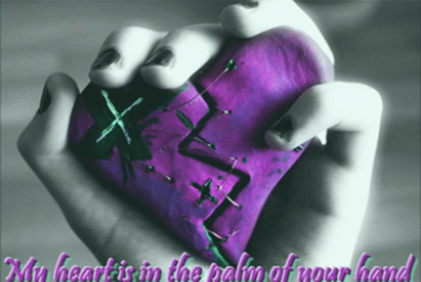 Putus Cinta (ilustrasi)