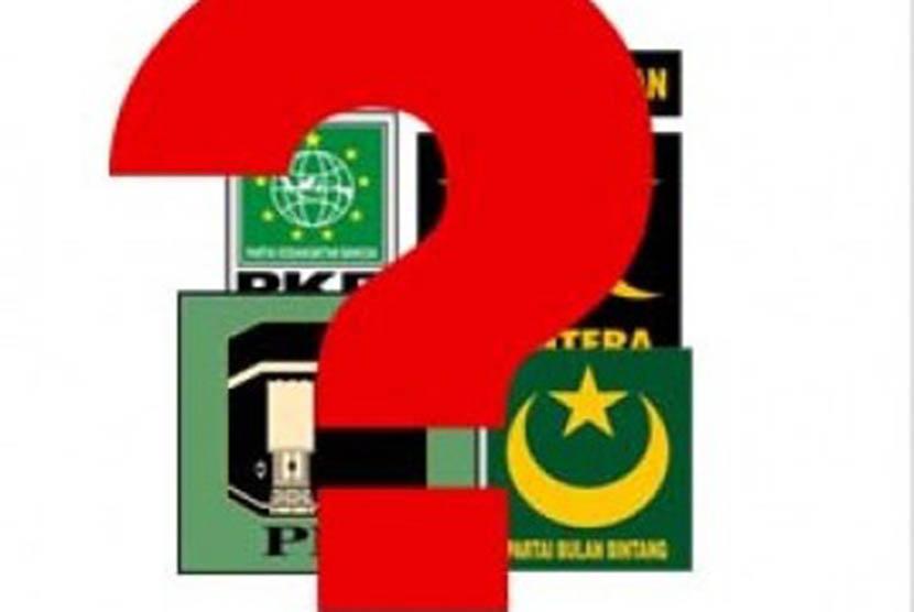 Qua vadis partai Islam (ilustrasi)