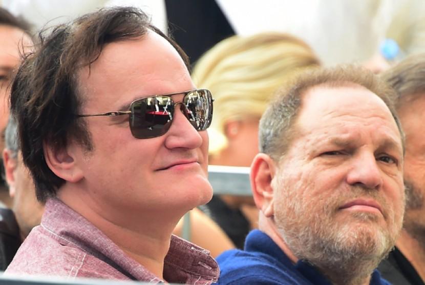 Quentin Tarantino Menyesal tak Cegah Pelecehan Weinstein