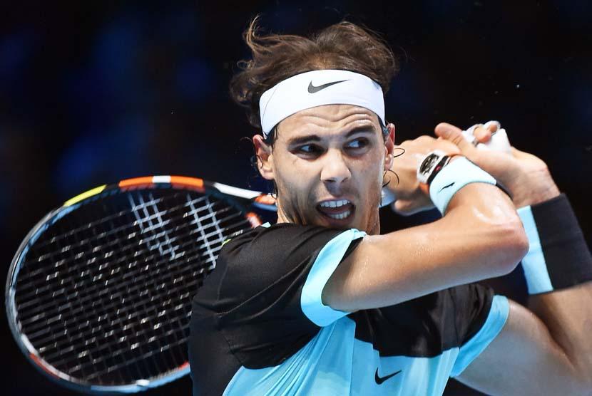 Nadal Tetap Fokus di Australia Open