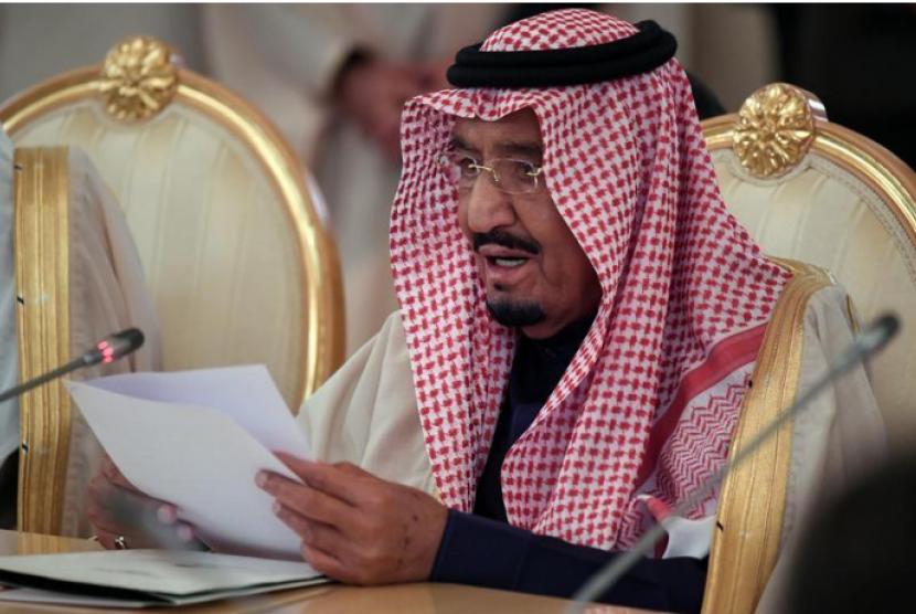 Raja Salman Hubungi Abbas Tegaskan Status Yerusalem