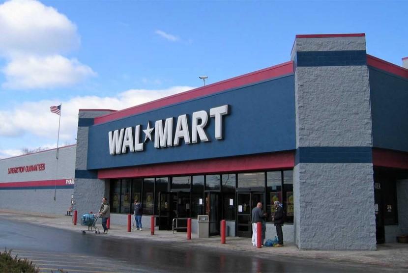 Raksasa ritel Amerika Serikat Walmart