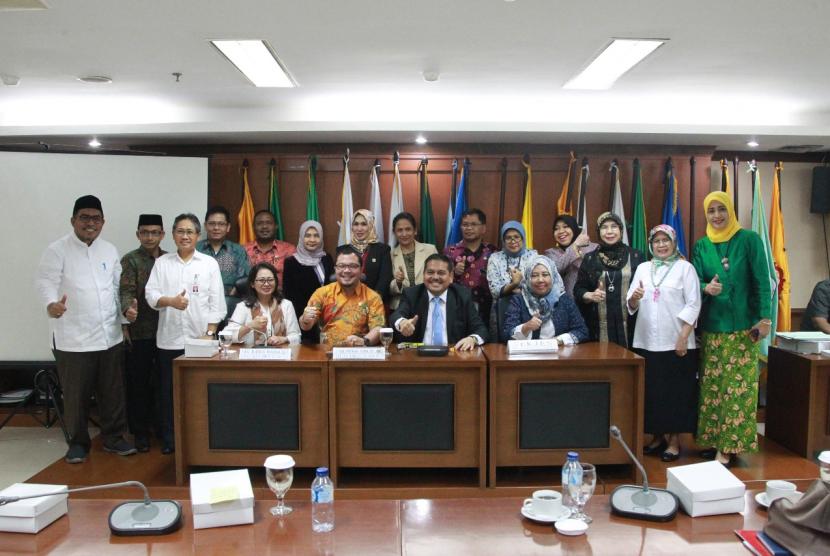 Rapat Kerja DPD dengan Kementerian PUPR, Selasa (3/10) membahas mengenai kebutuhan perumahan.