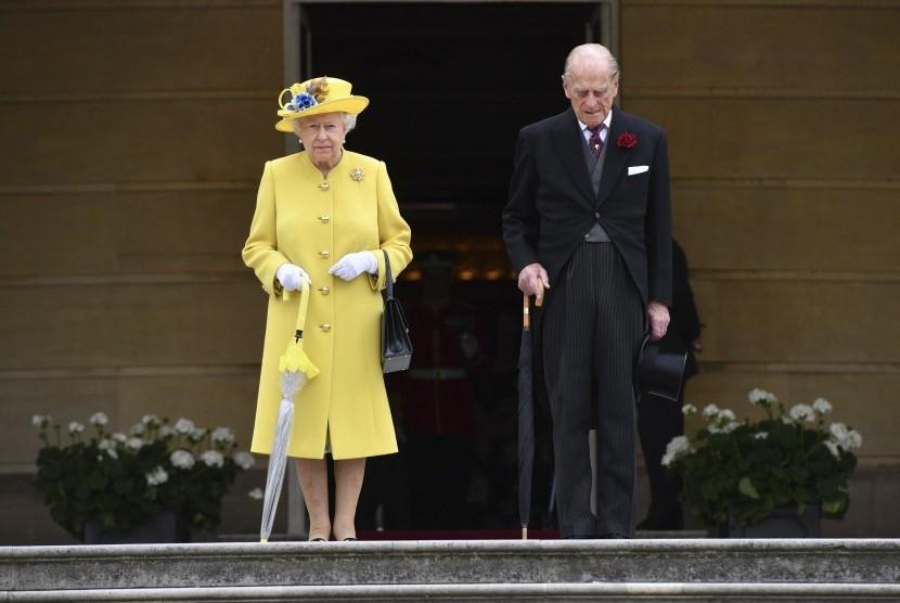Resep Awet Pernikahan Ratu Elizabeth II dan Pangeran Philip