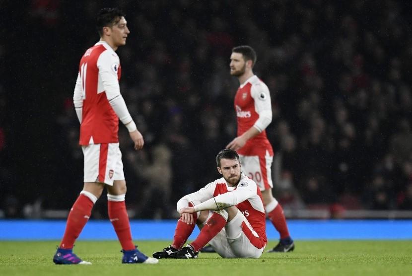 Arsenal Tersingkir dari FA Cup