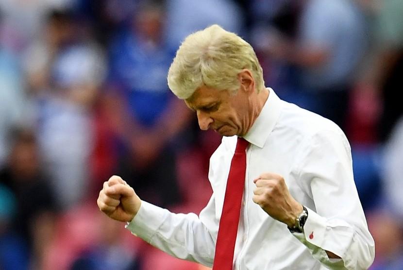 Wenger tak Terkejut dengan Hasil Imbang Lawan Chelsea