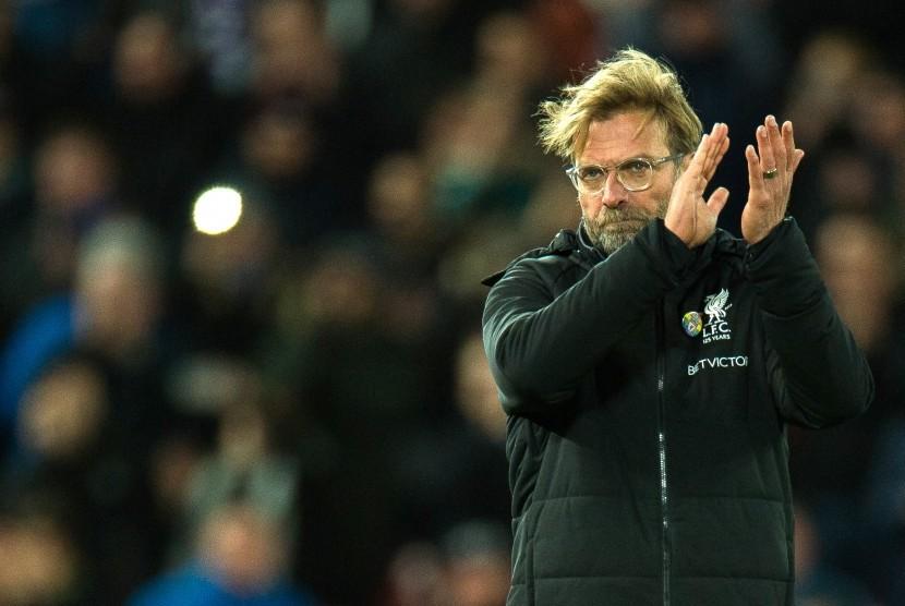Klopp Puji Tim Pencari Bakat Liverpool