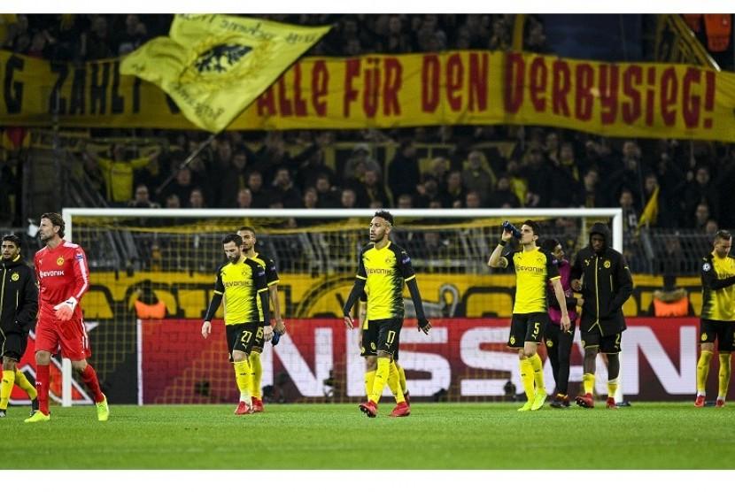 Tottenham Singkirkan Dortmund dari Liga Champions