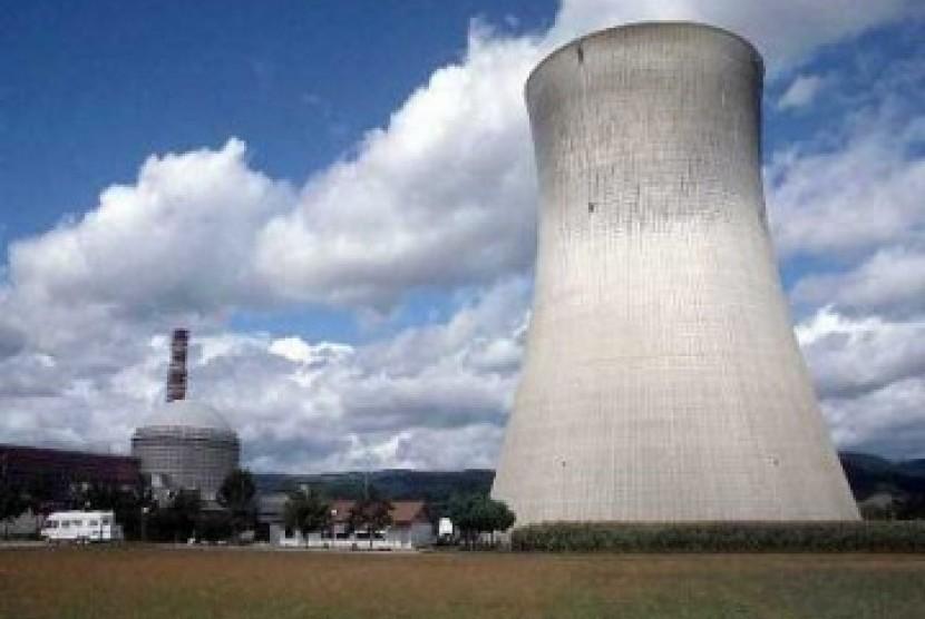 Reaktor nuklir, ilustrasi
