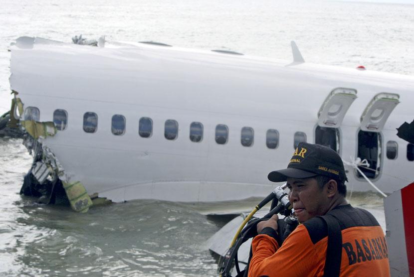 Kopilot Lion Air Dua Kali Laporan Tak Lihat Landasan ...