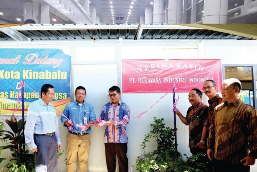 REKIND memberikan bantuan untuk komunitas belajar di Sabah.