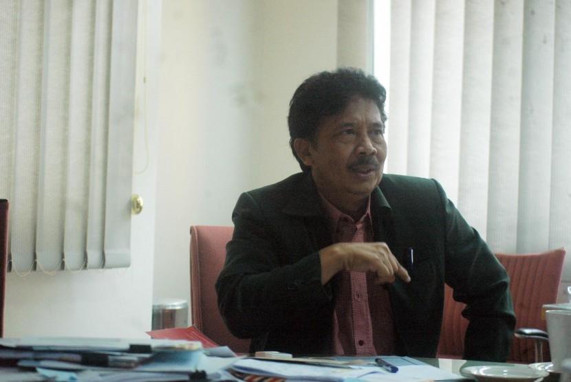 Rektor UIN Sunan Kalijaga (Suka) Yogyakarta, Prof KH Yudian Wahyudi PhD.