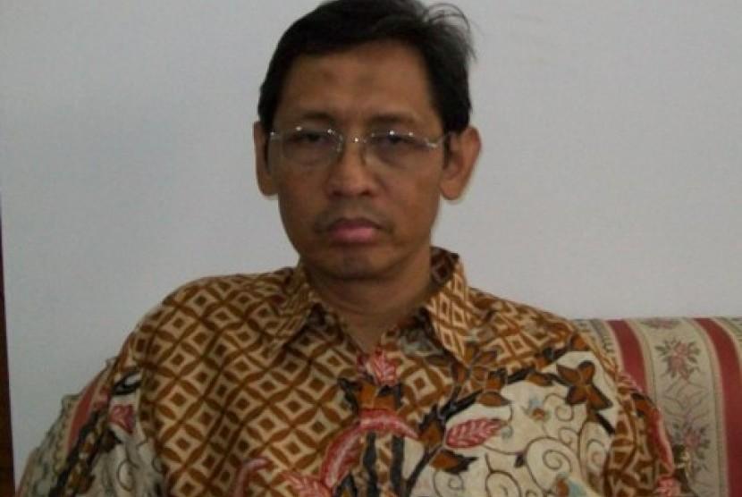 Rektor Universitas Muhammadiyah Surakarta (UMS), Prof Bambang Setiaji