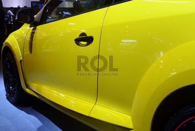 Renault Megane R.S 265   (foto : Wisnu Aji Prasetyo)