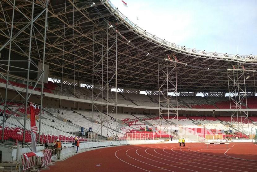 Timnas Indonesia Dipersilakan Berlaga di Stadion Utama GBK