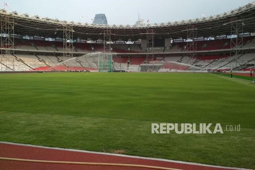 Teco Ingin Persija Bermarkas di Stadion GBK Musim Depan