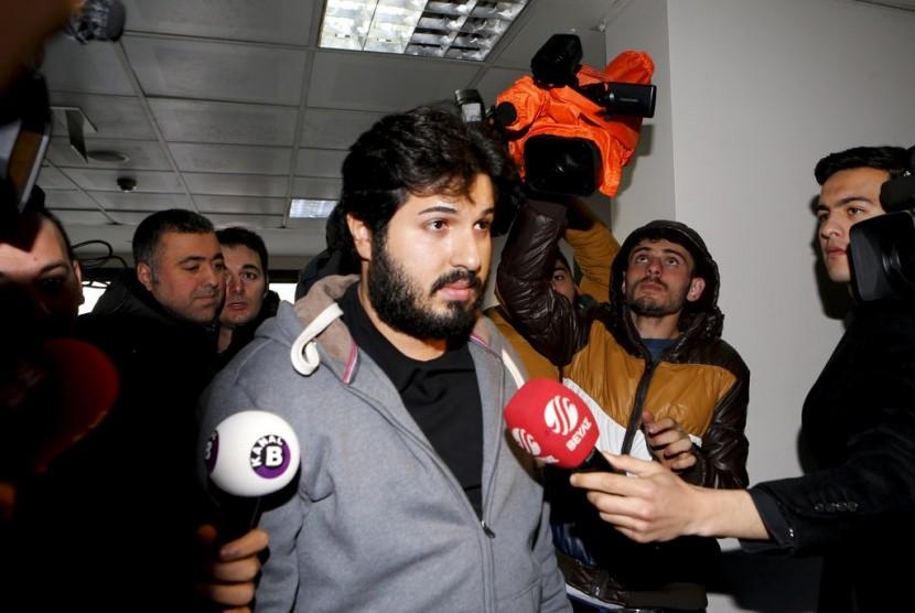 Turki Investigasi Jaksa AS Terkait Kasus Reza Zarrab