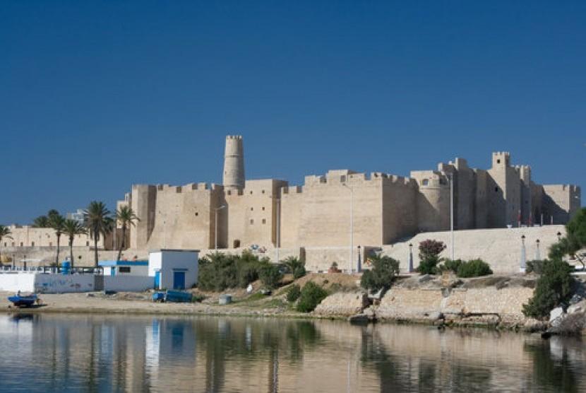 Ribat Monastir, Tunisia.