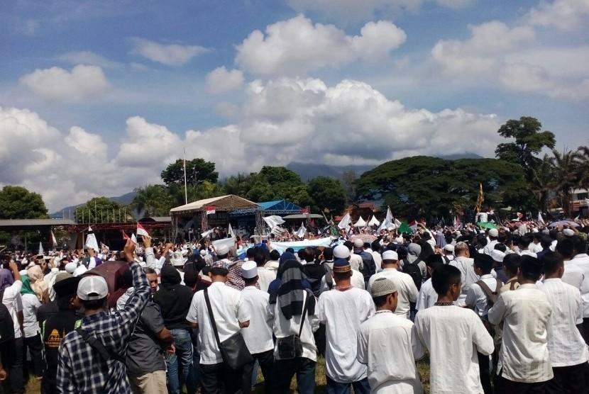 Polisi: Tabligh Akbar di Garut Berlangsung Aman