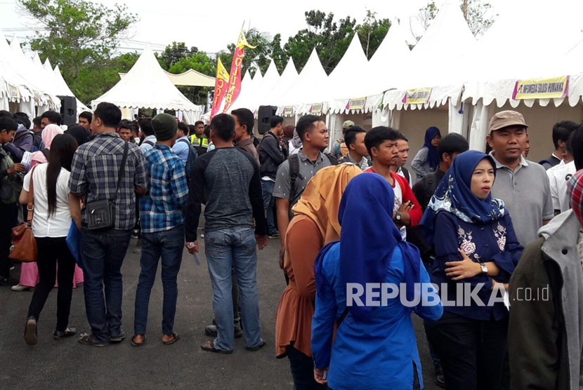7.000 Lowongan Kerja Dibuka di Job Fair Kabupaten Bandung