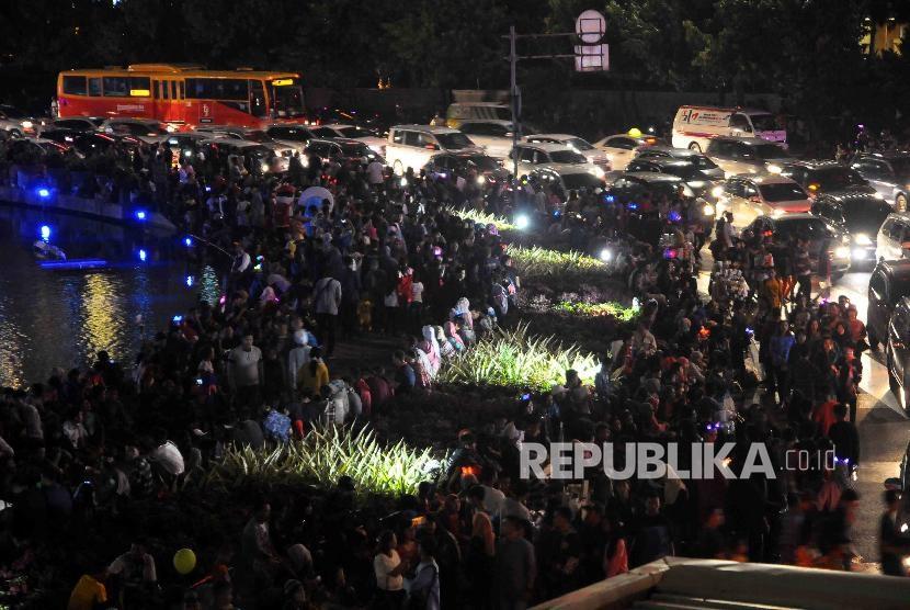 Antisipasi 'Suguhan' Kemacetan di Pergantian Tahun